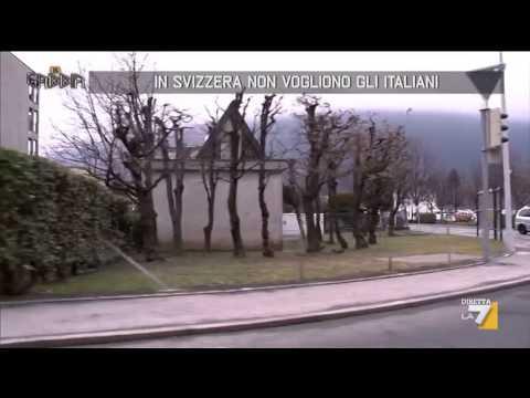 la germania e la svizzera non vogliono gli italiani: guardate il perché!