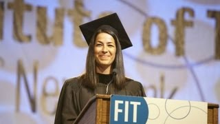 Rebecca Minkoff was the keynote speaker at the graduation of FIT's Class of 2013. In this speech, Rebecca shares her foray into the world of fashion, and how...