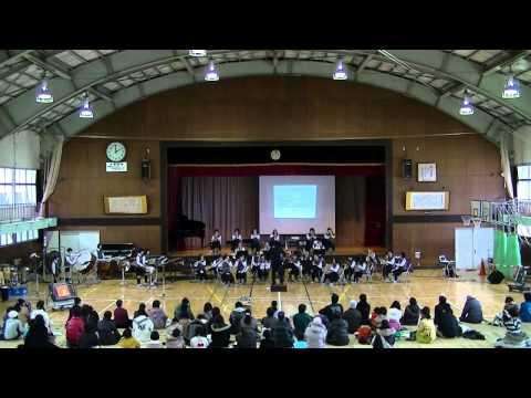 アルメニアンダンスパート1 新潟市立新通小学校