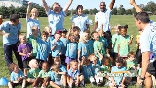 Pro Soccer Kids Introduction Video