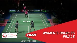 Download Video WD | HUANG/YU (JPN) vs FUKUSHIMA/HIROTA (JPN) [3] | BWF 2018 MP3 3GP MP4