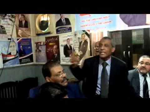 ناصر العسقلانى : نقابة المحامين لها دور كبير فى الحياة السياسية فى مصر