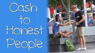 FREE Cash to Honest People - Random Acts of Kindness
