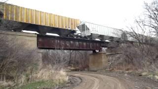Belleville (KS) United States  city photo : Train In Belleville, ks