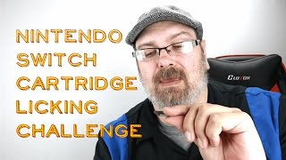 The Nintendo Switch Cartridge Licking Challenge is now a thing. The first big takeaway from the Nintendo Switch launch thanks to a bittering agent baked into...