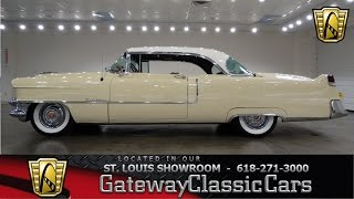 <h5>1955 Cadillac Series 62 Coupe deVille</h5>