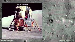 Satellite Proof Of Moon Landings?