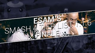 Tier List Finale: TOP TIERS  ESAMOpinion