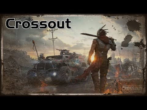 Crossout - Build Your Car And Destroy Enemies! Check Out This Game With Me! Super Chat!