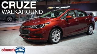 2016 Chevrolet Cruze Walkaround