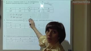 Підготовка до ЗНО з математики.Розв'язуємо завдання ЗНО з математики 2016р. (1-30), розв'язання завдань з розгорнутою відповіддю  Ви можете знайти на нашому сайті: https://www.matematichka.com.ua