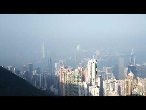 Гонконг. Пик Виктория: описание, вид с Sky Terrace 428, видеообзор подъема и спуска.