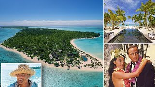 Tetiaroa, best known as Marlon Brando's private island, is a retreat fit for royalty. Once considered a playground for the wealthy,...