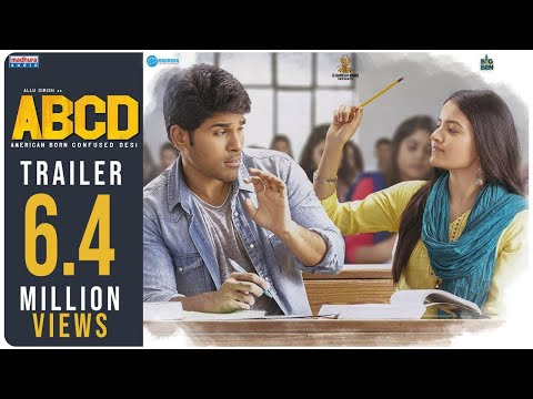 ABCD Tamil movie Official Trailer