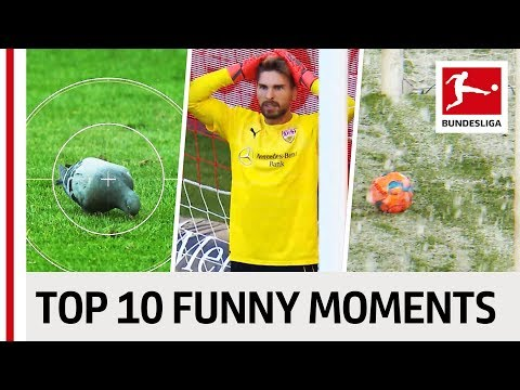 The Funniest Moments of 2018/2019 - Reus, Thiago & Co.