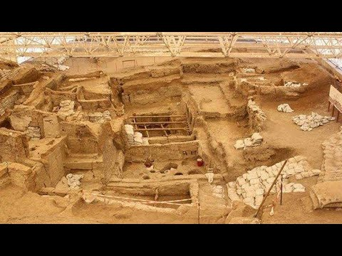Archaeologists Have Unearthed A 9,000-Year-Old City In Palestine That Rewrites Human History