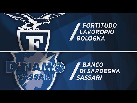 Serie A 2020-21: Fortitudo Bologna-Dinamo Sassari, gli highlights