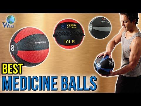 10 Best Medicine Balls 2017