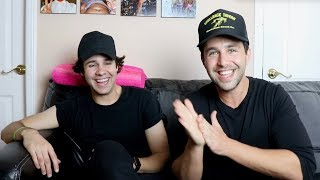 Video LOSING YOUR V CARD WITH DAVID DOBRIK! (AWKWARD FIRST TIME) MP3, 3GP, MP4, WEBM, AVI, FLV November 2018