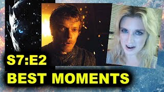 Game of Thrones Season 7 Episode 2 review today! Breakdown of Stormborn on HBO in 2017! Euron Greyjoy vs Theon!