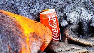 Video Coke Can on HOT LAVA Test MP3, 3GP, MP4, WEBM, AVI, FLV November 2018