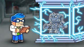 Minecraft - HUNTING BLACK PANTHER: Secret Trap WORKS! (Black Panther Movie)