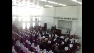 HINO CCB 365 -Ensaio Regional  Boa Vista - Vila Velha - ES 09/02/2014 - Irmão Rodrigo De Colatina -