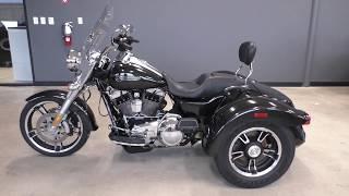 6. 853849   2016 Harley Davidson Freewheeler Trike   FLRT - Used motorcycles for sale