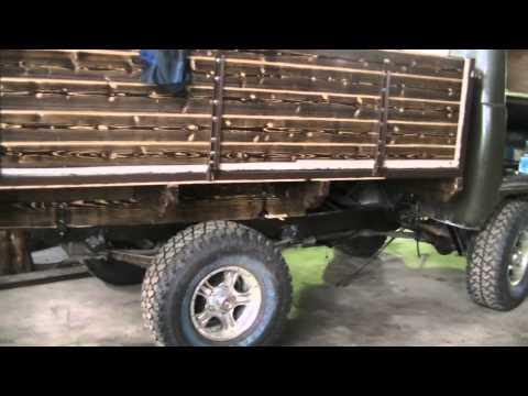 деревянный кузов уаз 3303 своими руками