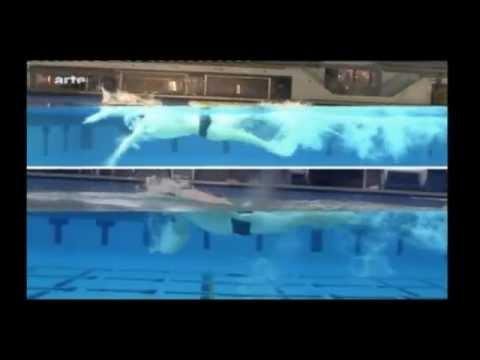 آموزش شنا حرفه ای - فیلم تمرینات مایکل فیلیپس
