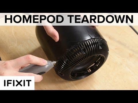 The HomePod Teardown! (This one gets destructive)😁