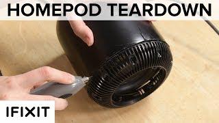 Video The HomePod Teardown! (This one gets destructive)😁 MP3, 3GP, MP4, WEBM, AVI, FLV Juli 2018
