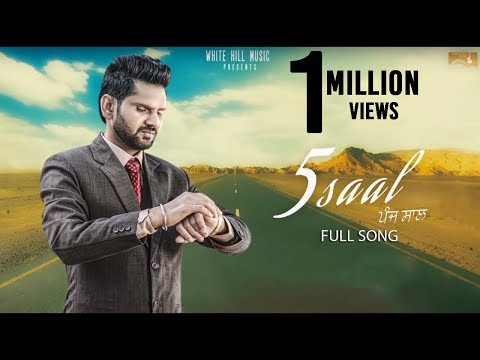 5 Saal Songs mp3 download and Lyrics