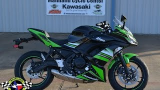 1. $7,999:  2017 Kawasaki Ninja 650 ABS KRT Edition Overview and Review