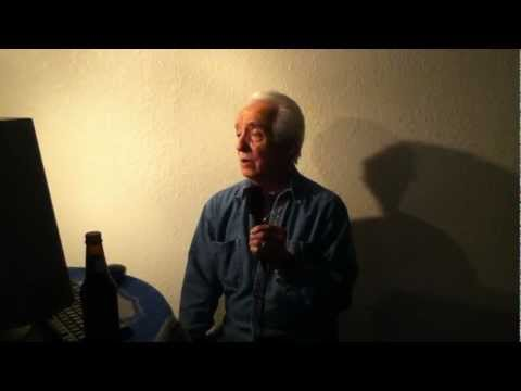 Johnny Ginger sings Return To Me 23 February 2013