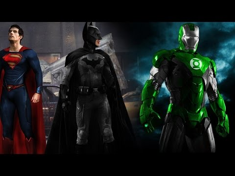 Video Avengers vs Justice League - EPIC MOVIE download in MP3, 3GP, MP4, WEBM, AVI, FLV January 2017