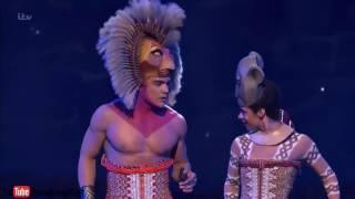 Video The Lion King Broadway   LIVE London Palladium 2016   YouTube 720p MP3, 3GP, MP4, WEBM, AVI, FLV Oktober 2018
