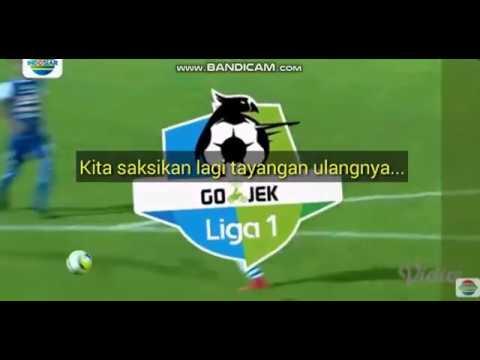 Download Video 2 Kontroversi Wasit Di Laga Arema Vs Persib Liga 1 Gojek Indonesia 2018