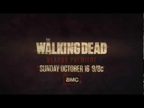 The Walking Dead Season 2 (Teaser 'Rick Grimes')