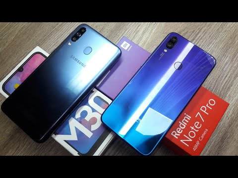 Galaxy M30 vs Redmi Note 7 Pro - Which Should You Buy ?