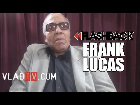 Flashback: Frank Lucas Talks Feds Extorting Him for $2 Million a Week