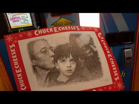 Chuck E Cheese Family Fun Indoor Games and Activities for Kids Children Play Area Jacob's Adventures