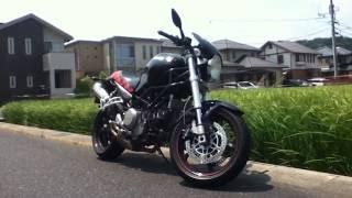 8. DUCATI Monster 800 S2R 2005 sound