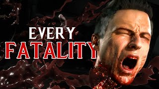 Every Fatality In Mortal Kombat 11 by GameSpot