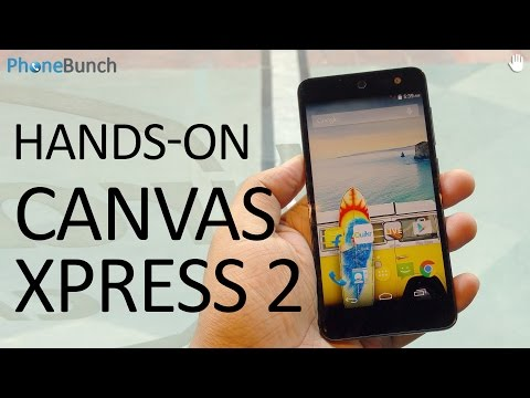 Micromax Canvas Xpress 2 Affordable Smartphone
