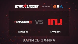 Mineski vs Invasion, game 3