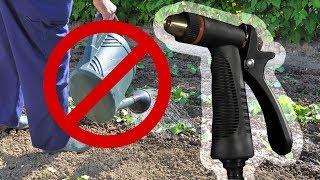 Полив огорода: пистолет оросительный Bradas ECO KT233FRS