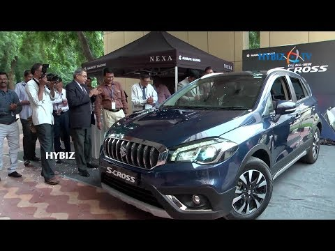 S Cross 2017 Launch with Price Rs 8.49 Lakh
