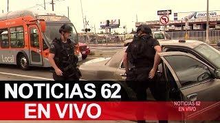 Hombre ocasiono caos en el área de Pacoima. – Noticias 62. - Thumbnail