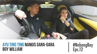 Video Ayu Ting Ting Nangis Gara-Gara Boy William?! - #NebengBoy Eps. 12 MP3, 3GP, MP4, WEBM, AVI, FLV Juni 2019